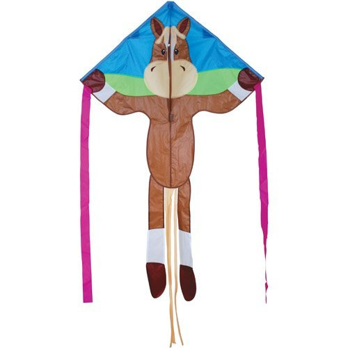 Regular Easy Flyer Kite - Butterscotch the Horse