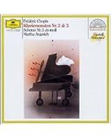 Chopin : Sonates pour piano n° 2 et n° 3