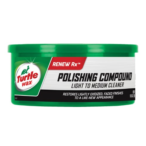 Turtle Wax T-241A Polishing Compound & Scratch Remover - 10.5 oz. (Professional Scratch Remover compare prices)