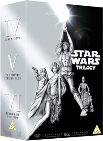 Star Wars Trilogy (Episodes IV-VI) [DVD] [1977]