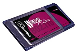 Actiontec Wireless 802.11b Pccard Niccompatible with Most Laptop Computers