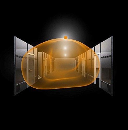 AFSEMOS Motion Sensor LED Flush Mount Ceiling Light 12W 10