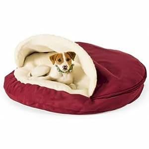 Amazon.com : Snoozer Luxury Cozy Cave Pet Bed, X-Large