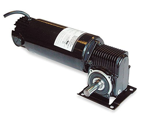 Dayton Model 3Xa86 Dc Gear Motor 60 Rpm 1/4 Hp Tenv 90Vdc