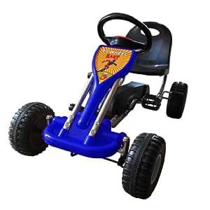 NEW childrens PEDAL go KART pedal GO cart GO-KART 3-6yrs PEDAL car KIDS cart