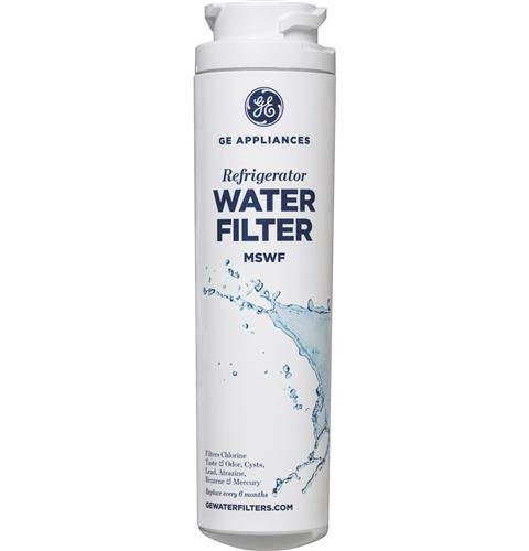 GE MSWF Refrigerator Water Filter, 1 Pack (Ge Smart Mwf Water Filter compare prices)