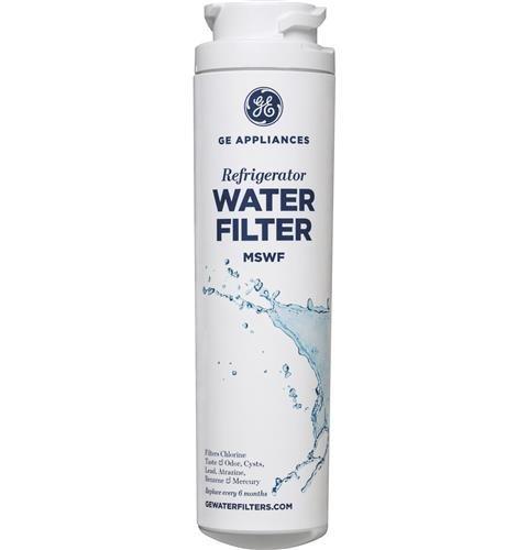 GE MSWF Refrigerator Water Filter, 1 Pack (Ge Refrigerator Water Filter Mswf compare prices)