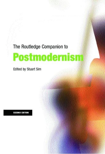 postmodern anxiety the aesthetics of destruction essay