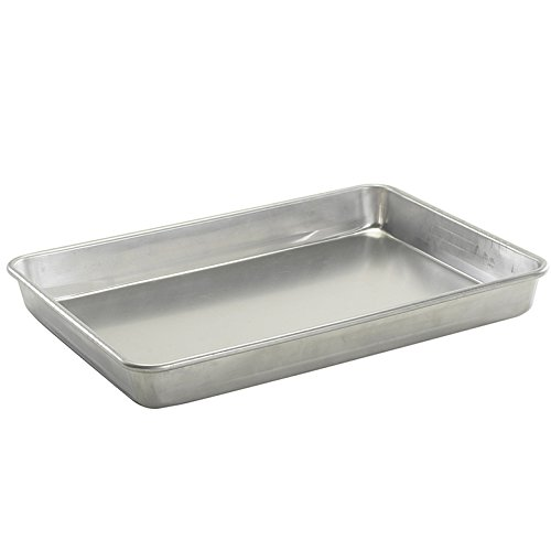 Nordic Ware Natural Aluminum Commercial Rectangular Cake Pan (Rectangle Pan compare prices)