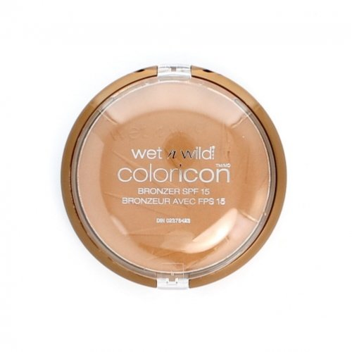 ウェットアンドワイルド Color Icon Bronzer SPF 15 Ticket to Brazil