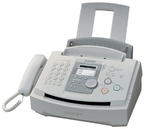 Panasonic KX-FL501 Plain-Paper Laser Fax/copy Machine (Panasonic Fl501 Fax Machine compare prices)