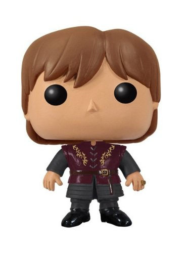 Funko - Figura Game Of Thrones - Tyrion Lannister Pop 10 cm
