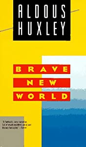 Cover of &quot;Brave New World&quot;