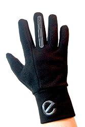 eGlove XTREME Black / Black (Small) Touchscreen Gloves