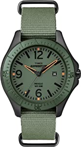 Timex Expedition Camper Casual Men's watch Indiglo Illumination