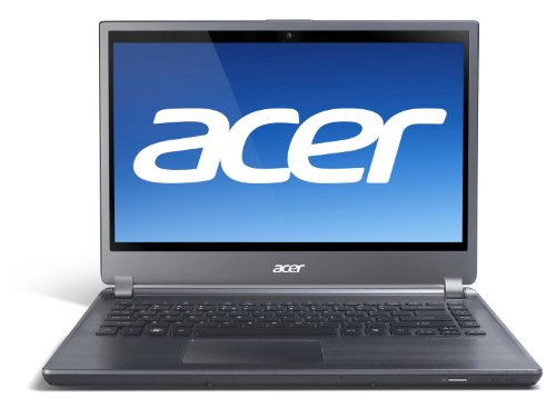 Acer TimelineU M5-481T-6642 14-Inch Ultrabook (Gun Metal Gray)