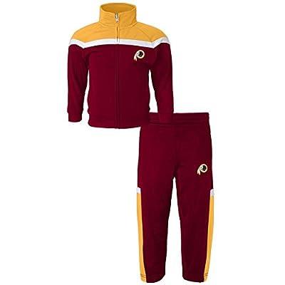 Washington Redskins NFL Infant Trainer Pants Set