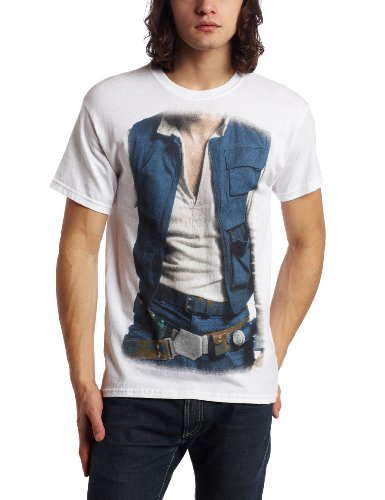 Mad Engine Men's Call Me Han Costume T-Shirt