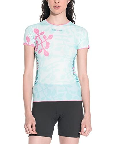 Nalini Camiseta Interior Técnica Shelby Cielo / Fucsia