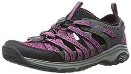 Chaco Women\'s Outcross Evo 1 Hiking Shoe, Violet Quartz, 9 M US