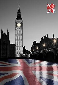 ロンドンオリンピック (2012年) LONDON 2012 OLYMPICS (BIG BEN - BY TANYA CHALKIN) ポスター (12...