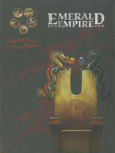 Emerald Empire (Legend of the Five Rings)