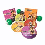 Zumba Fitness Total Body Transformation System DVD Set