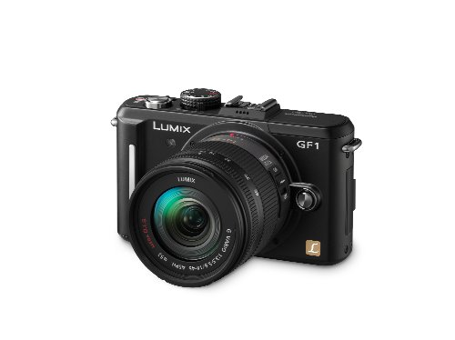 Panasonic Lumix DMC-GF1 (with 14-45mm Lens) is one of the Best Compact Point and Shoot Digital Cameras Overall Under $900