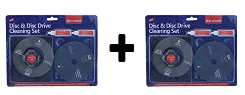 cd-dvd-disc-drive-cleaner-cleaning-set-fluid-laser-lens-laptop-computer-wii-xbox-buy-1-get-one-free