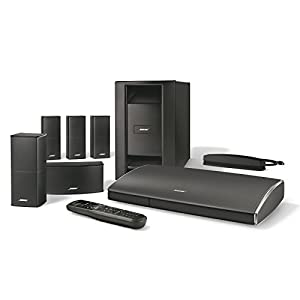Bose Lifestyle SoundTouch 525 Entertainment System, (738511-1100), Black