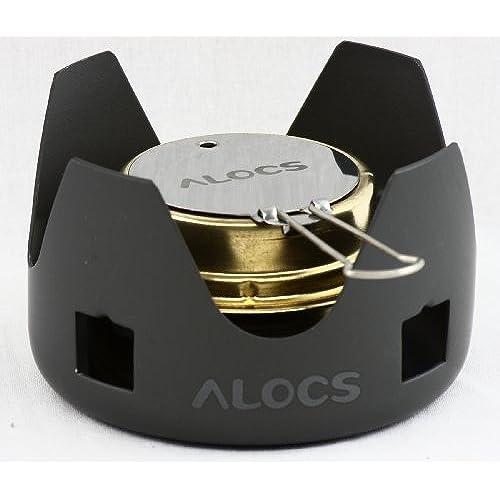[알콜 연료 스토브] ALOCS 알콜 스토브 버너 CS-B02 《고토쿠》부착-CS-B02