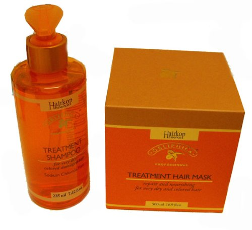 2 Item Set Obliphica Healing Treatment Shampoo