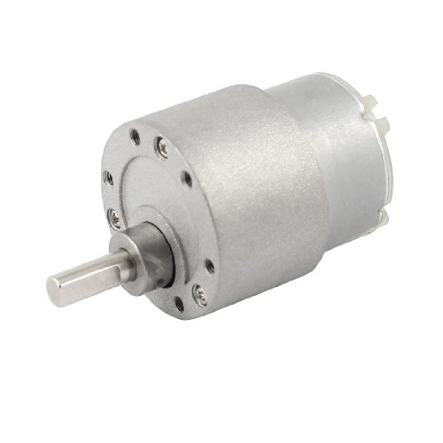 Dc 12v 60rpm Speed High Torque Speed Control Geared Motor