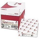 Nekoosa 17391 Digital Carbonless Paper, Straight, 8-1/2 X 11, White/Canary/Pink, 2500/Carton