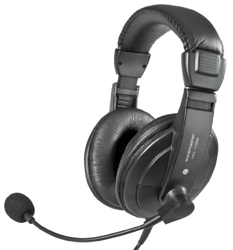 Sound Headset WAVEMASTER HPX-1750M 71004