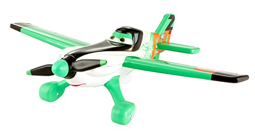 Disney Planes Character Diecast Vehicle, Zed