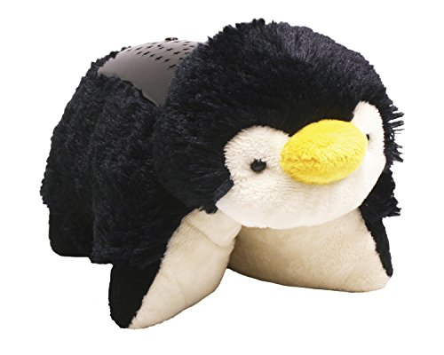 "Pillow Pets Dream Lites - Playful Penguin 11"" - 1"