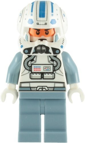 LEGO Star Wars: Captain Jag Minifigure - 1