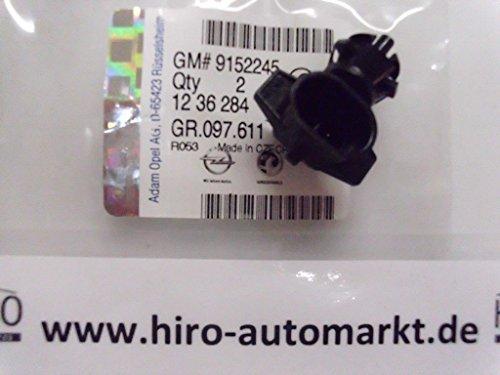Außentemperaturfühler Sensor Außentemperatur Original Opel 1236284 Sensor Luft Neu !!