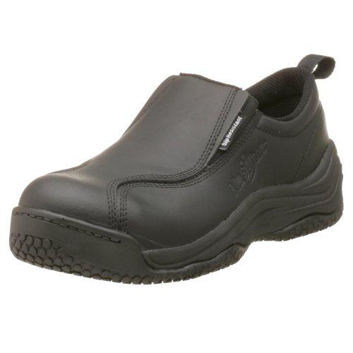 Nautilus Men'S Skidbuster 110 Slip Resistant Slip-On,Black,8.5 M/W