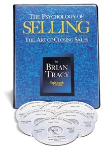 The Psychology of Selling by Brian Tracy (Nightingale