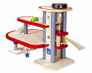 Plantoys - PT6611 - Figurine - Parking Garage