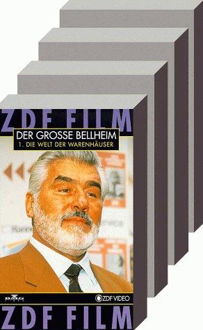 Der große Bellheim - Paket [VHS]