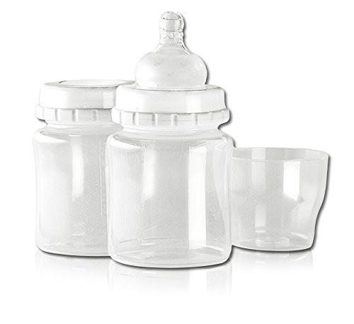 Rumble Tuff Milk Storage Bottle Set - 1