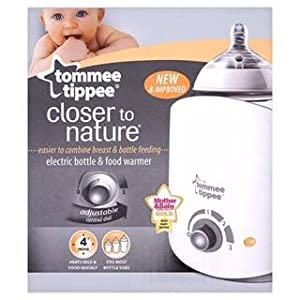 Tommee Tippee Closer To Nature Electric Bottle Warmer