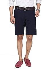 Hammock Men's Solid Chino Shorts - Indigo (34), H21A35J51134