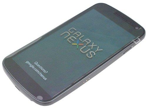 ★新品(未使用品)★ docomo GALAXY NEXUS SC-04D チタンシルバー by SAMSUNG 白ロム携帯 標準セット品