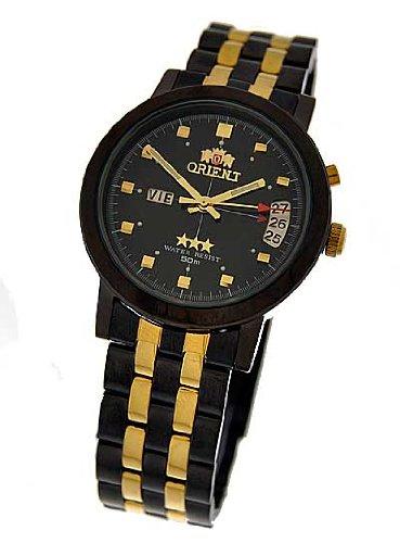 Orient Uhr Herrenuhr mit Datum FEM5G00PB9 Automatik 4850