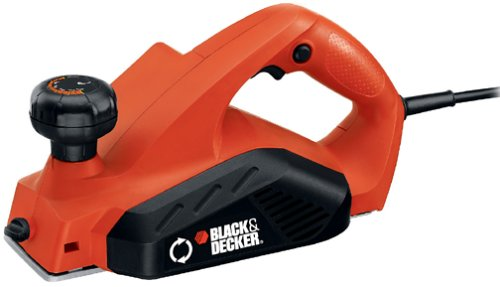 Black & Decker 7698K 5.2 Amp 3-1/4-Inch Planer