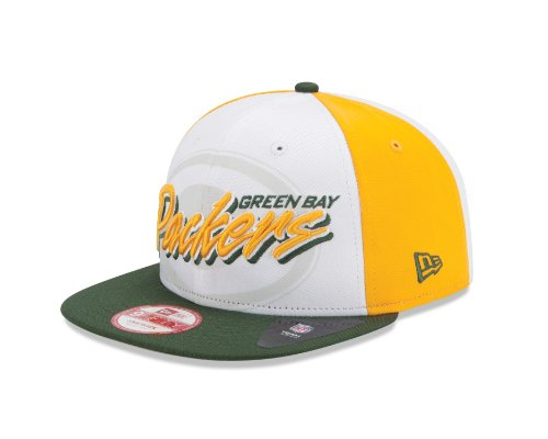 NFL Green Bay Packers NE Gamer 950 Snapback Cap